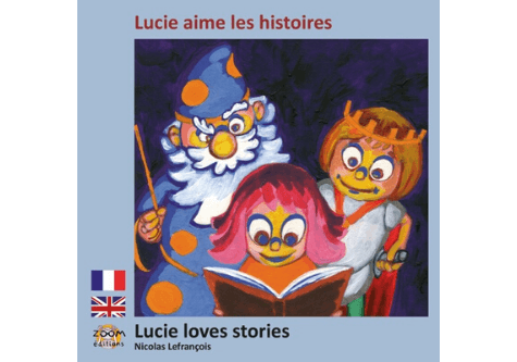 Bilingual children books - Improve your French vocabulary